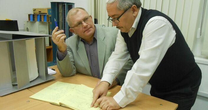 Leonid Primak and Valery Perevalov