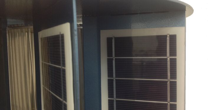 Solar-wind generator