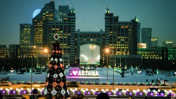 Astana, Kazakhstan - Sputnik International