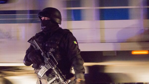 Mexican police. (File) - Sputnik International