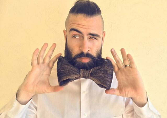 Meet Mr. Incredibeard, the Master of Beard Transformation