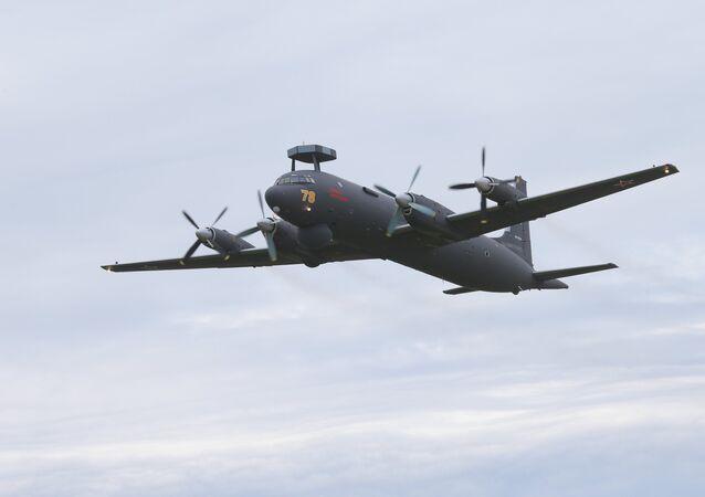 Naming an Ilyushin Il-38N May / Dolphin maritime patrol and anti-submarine warfare aircraft after Fyodor Zolotukhin