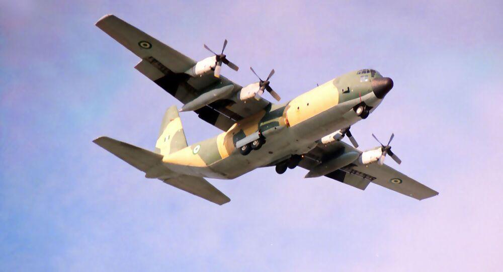 Nigerian Air Force. (File)