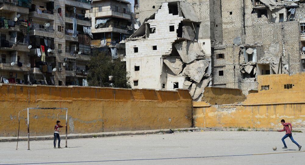 Aleppo update