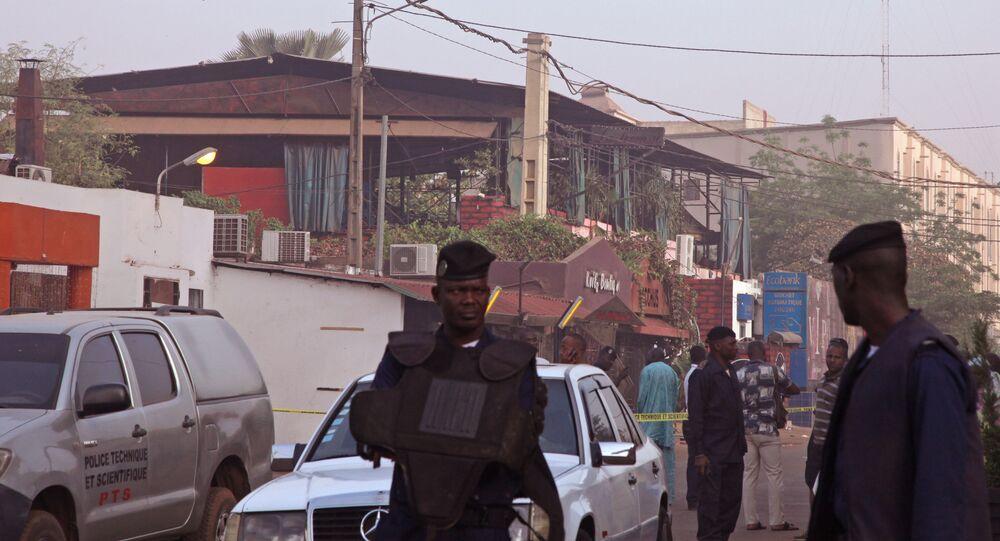 Mali police. (File)