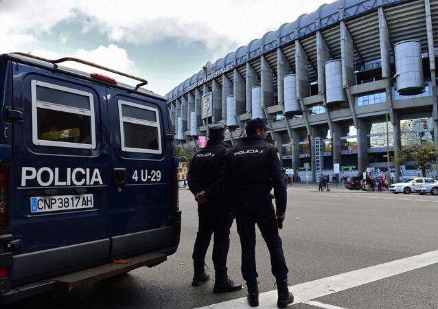 Spanish National Police (File)