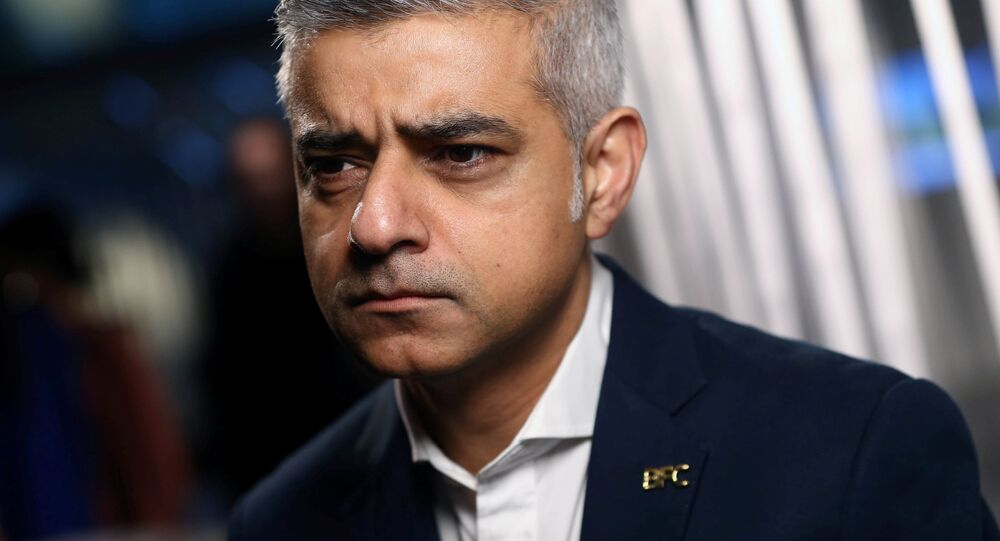 Mayor of London Sadiq Khan (File)