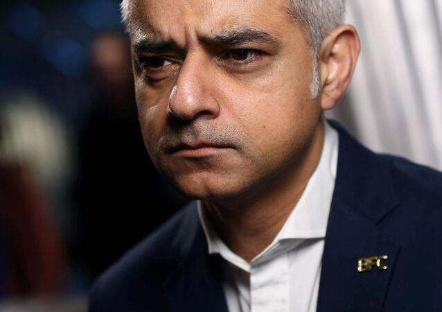 Mayor of London Sadiq Khan (File)