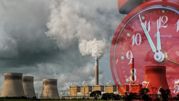Power plant emissions - Sputnik International