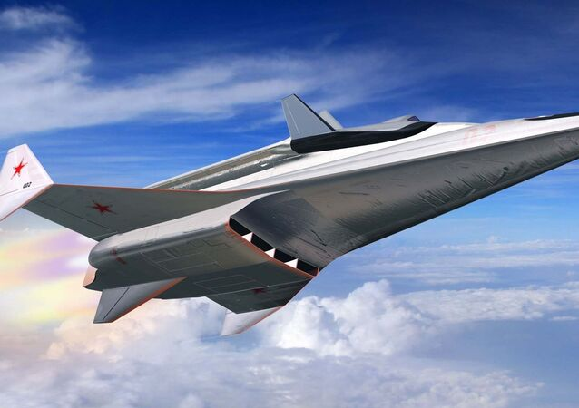 A hypersonic aerial vehicle