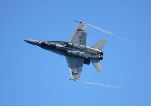 Spainsh Air Force F/A-18