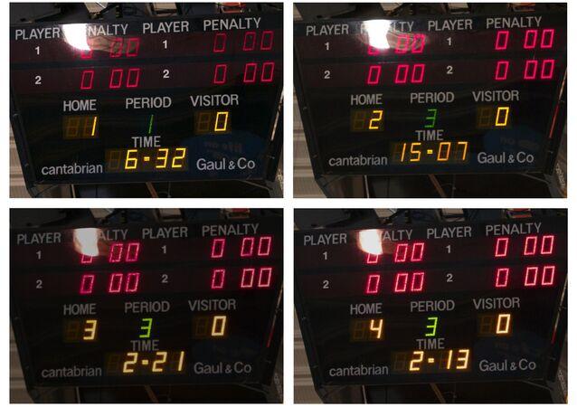 Scoreboard via Flickr