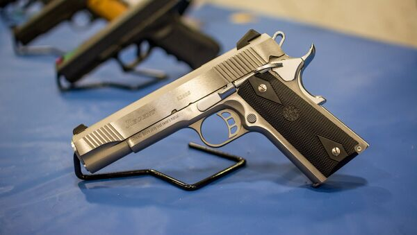 Handguns - Sputnik International
