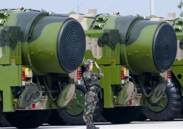 China's DF-41 ICBM