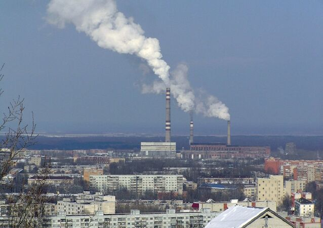 Thermal power station. (File)