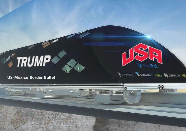 US-Mexico Border Bullet