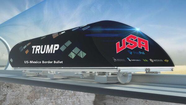 US-Mexico Border Bullet - Sputnik International