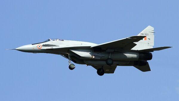 Indian Air Force MiG-29 - Sputnik International