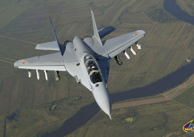 Meet Russia's Cutting-Edge MiG-35 Multirole Fighter at Its Finest
