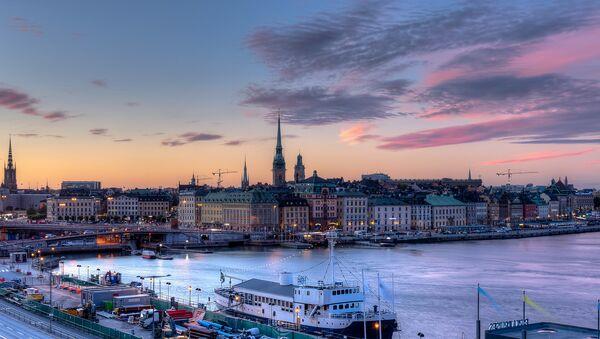 Stockholm - Sputnik International