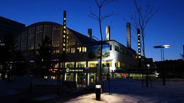 Finnkino is Finland's largest cinema chain (Nordic Cinema Group) - Sputnik International