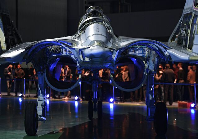 MiG 35 aviation complex presented in Moscow Region
