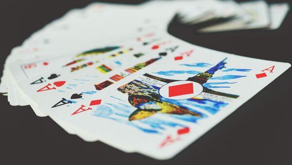 Playing cards - Sputnik International