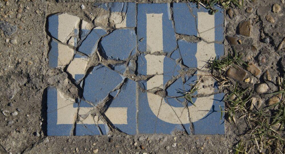European Union crumbles