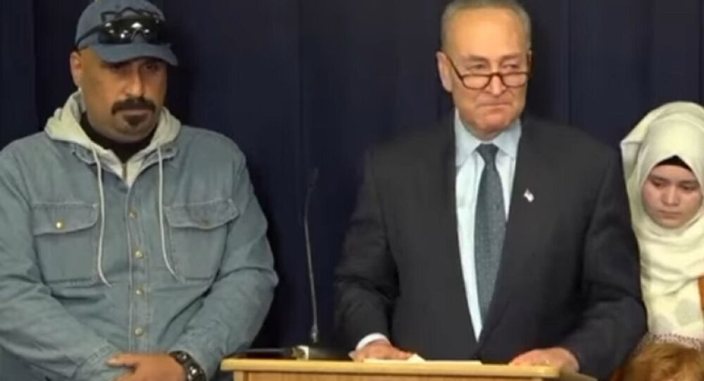 Fake Tears: Democrats Protest Trump's Travel Moratorium, Didn't Object Obama Bombing Same Countries