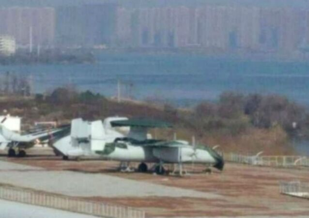 Chinese Land-based Carrier