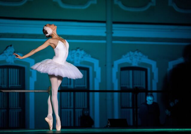 Mariinsky Theatre ballet dancer