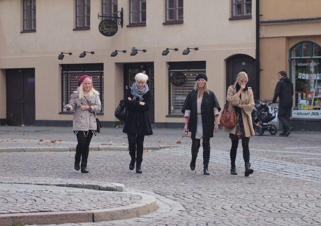 Girls, Sweden