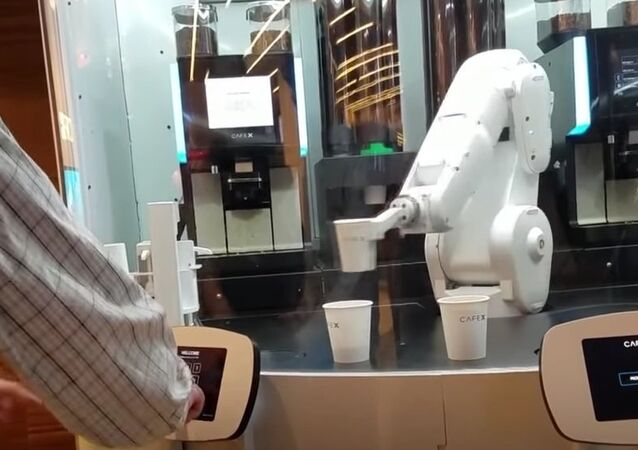 Bionic Barista Stealing Coffee Addicts' Hearts