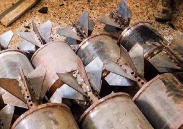 Chemical weapons found in Mosul
