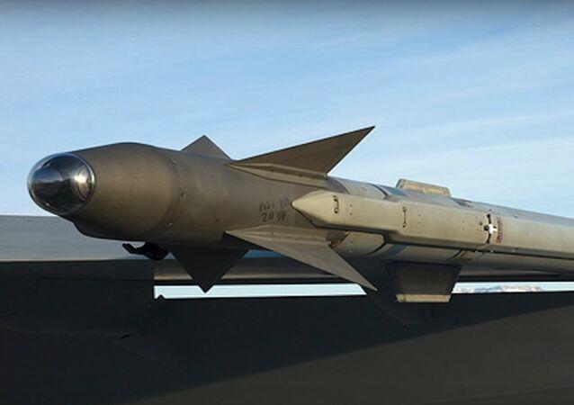 AIM-9X-2 Sidewinder Missiles