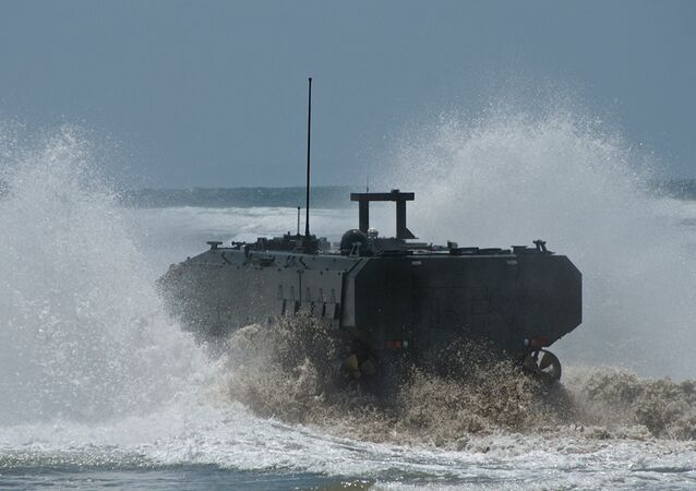 Amphibious Combat Vehicle 1.1 (ACV 1.1)