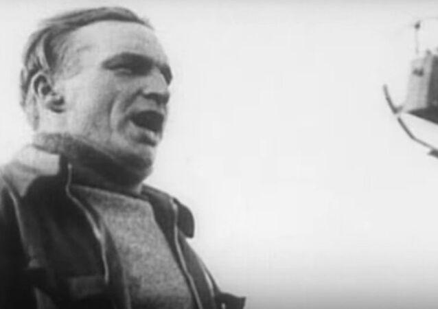 Legendary Soviet Pilot Valery Chkalov
