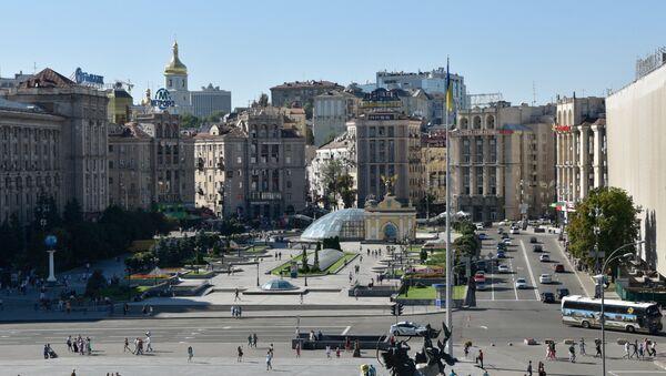 Independence Square in Kiev. (File) - Sputnik International