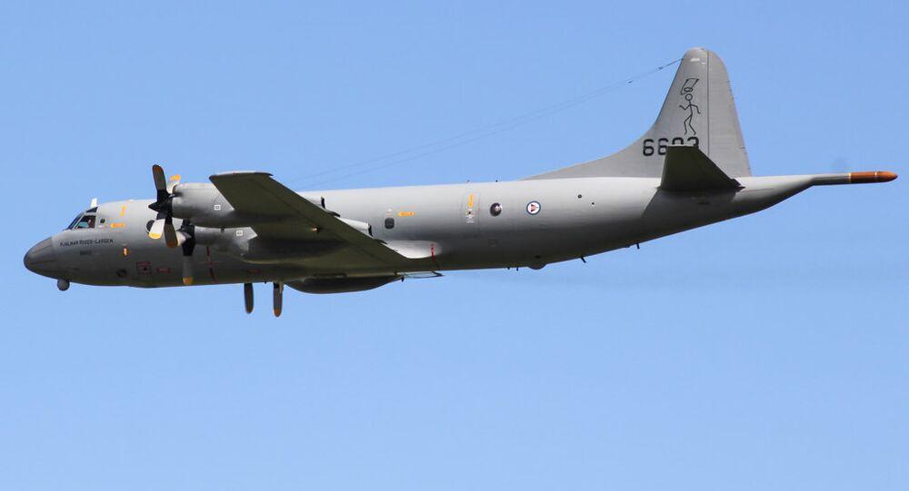 Norwegian Lockheed P-3 Orion
