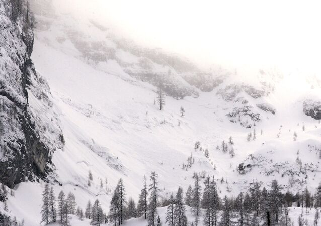 Sella Nevea, near Udine, in the Alps in northeastern Italy (File)