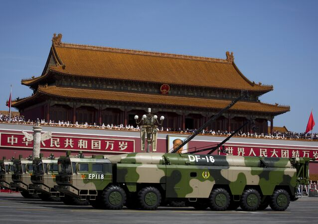 China's DF-16 Missiles