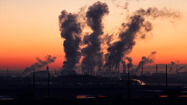 Air pollution - Sputnik International