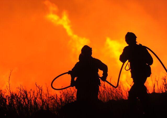 Firefighters, Spain