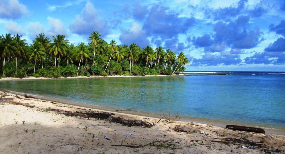 Butaritari, Kiribati