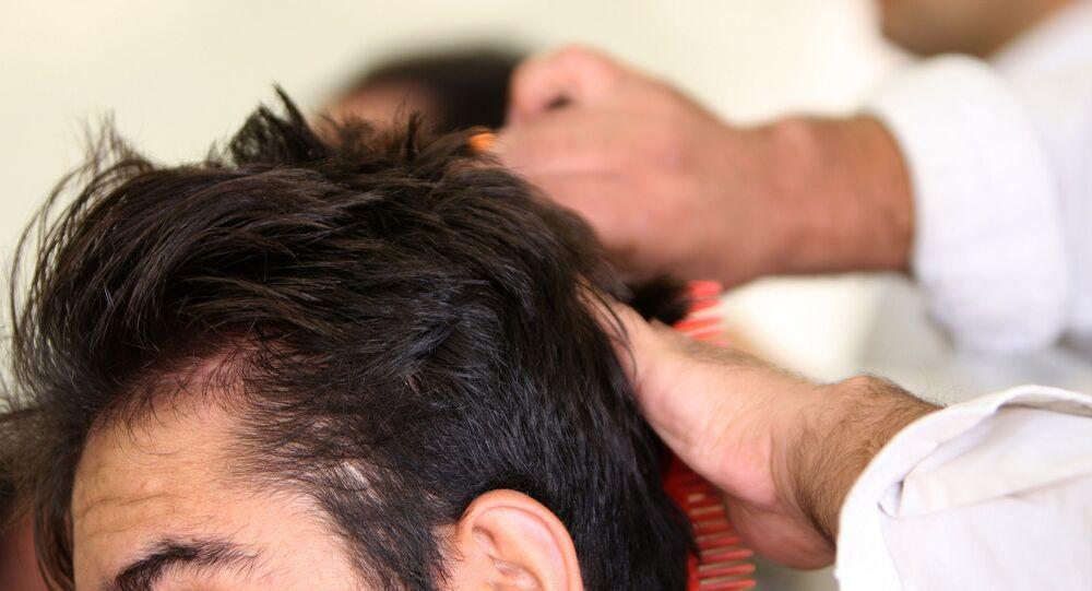 Barber. (File)