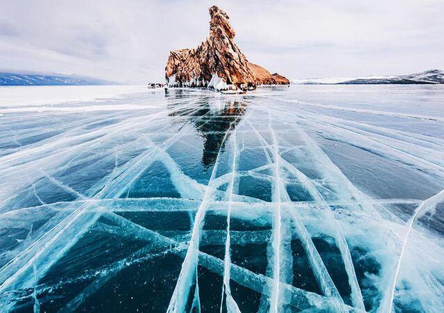 Never Too Much of Spellbinding Ice-Covered Baikal