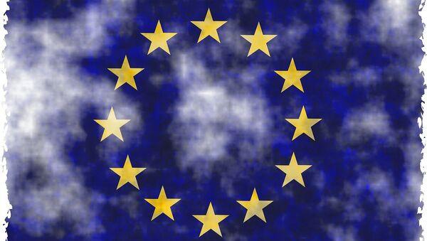 EU flag - Sputnik International