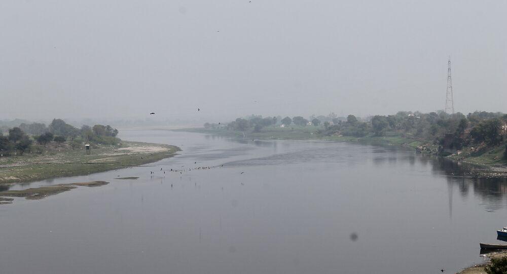 The River Yamuna
