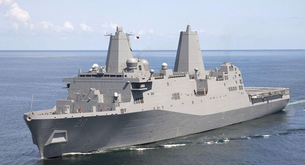 USS Green Bay (LPD 20)
