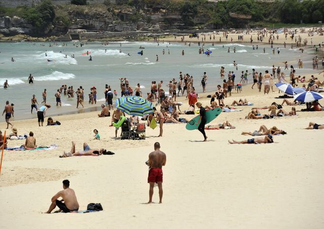 Australia Heat Wave